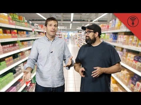 Tips For Getting Out Of The Supermarket Fast And Without Losing Your Shirt   Stuff You Should Know video