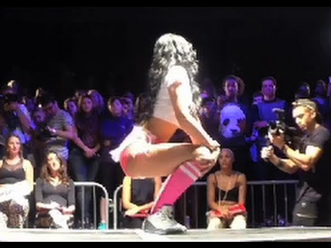 Freestyle Round - Uk Twerking Championships 2014 video