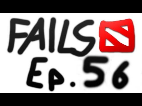 Dota 2 Fails of the Week - Ep. 56