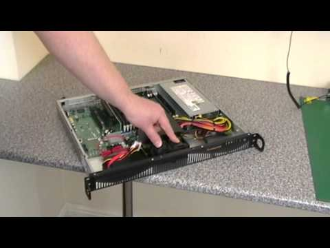 Server Case UK - Review of Supermicro SuperServer SYS-5017R-MF