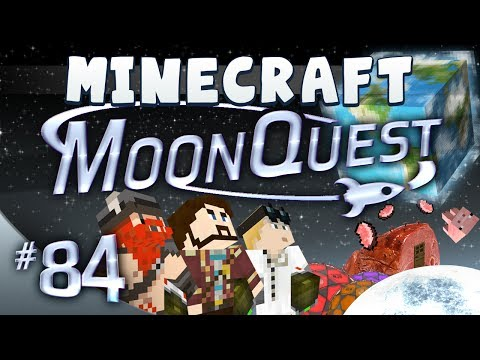 Minecraft - Moonquest 84 - Fields Of Gold video