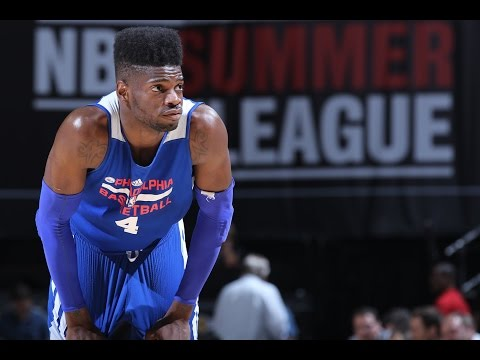 Phantom: Nerlens Noel vs Doug McDermott