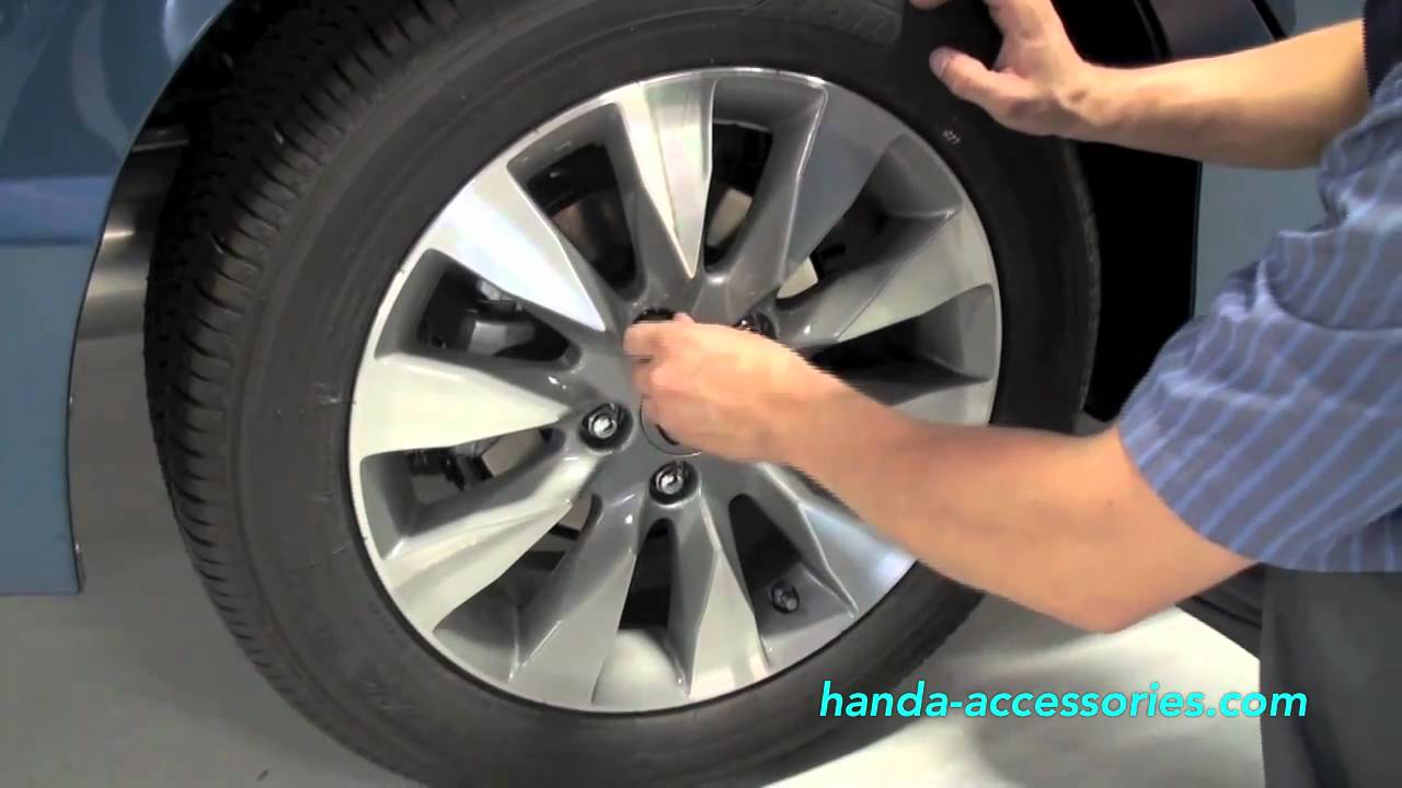 Civic Wheel Locks Installation Honda Answers 27 Youtube