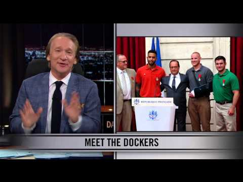 Real Time With Bill Maher: Web Exclusive New Rule - Meet The Dockers (HBO)