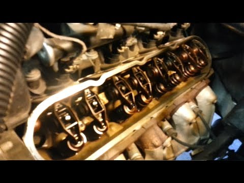 Gm Lifter Knock Repair Carb Cleaner Method How To