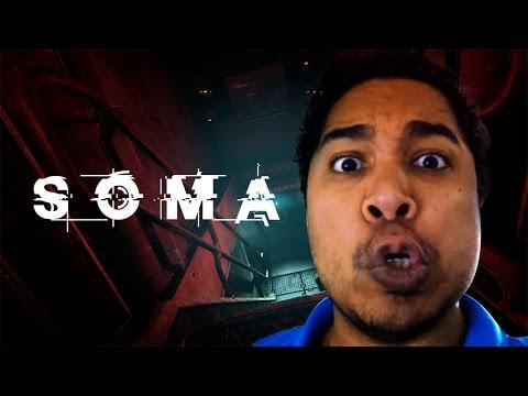 Soma #01 - Un jeu d'horreur sous l'OCÉAAAAN !