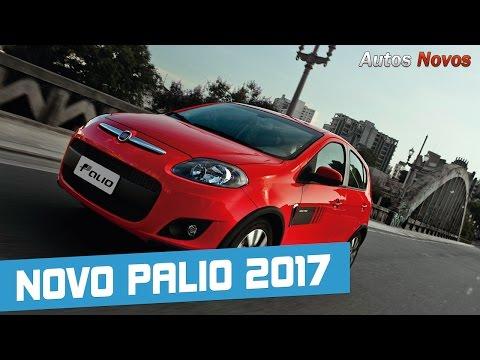 Novo Palio 2017 Preços e Detalhes - Autos Novos