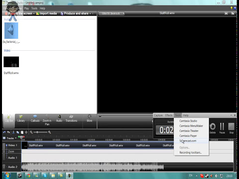 Como comprimir videos EXTREMADAMENTE en Camtasia Studio 7