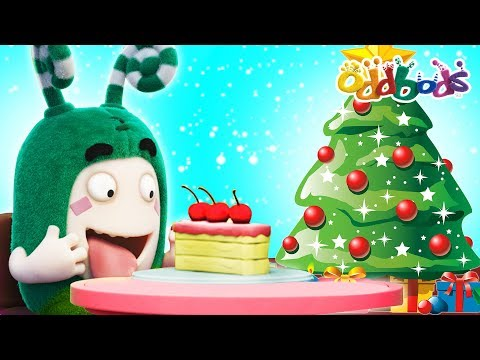 Oddbods | NEW | CHRISTMAS TREATS