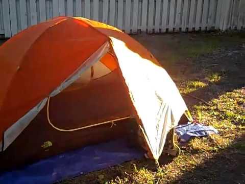 Tent North Face Rock 22 North Face Rock-22 Tent Set