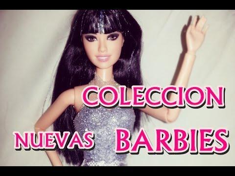 ♥Mi coleccion de barbies♥ #2 Nuevas adquisiciones