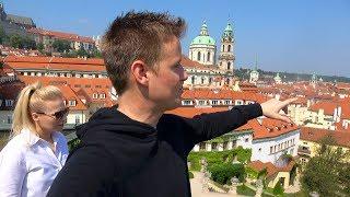 We found a Secret Garden in Prague!