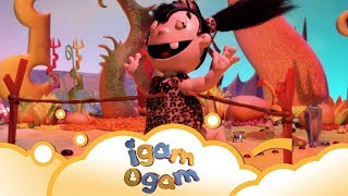 Igam Ogam: I'm Best! S1 E12 | WikoKiko Kids TV