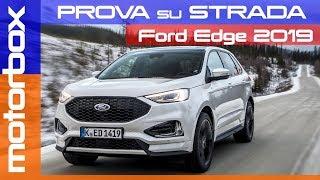 Ford Edge ST-Line 2019   Con il restyling arriva la guida semiatonoma di livello 2