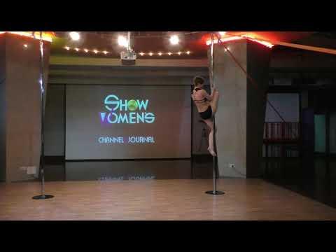 Алиса Воробьева - Catwalk Dance Fest IX[pole dance, aerial]  12.05.18.