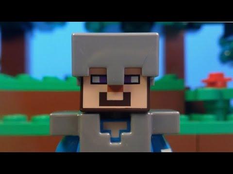 A Lego Minecraft Story (BrickFilm)