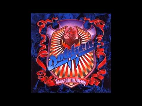 Dokken - Kiss Of Death