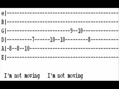 Breakeven guitar