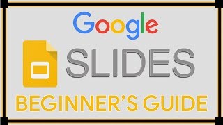 Google Slides Tutorial
