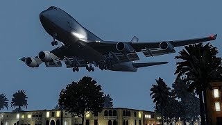 Boeing 747 Crashes Just Before Landing | Lost in Fog | Turkish Airlines Flight 6491 | 4K
