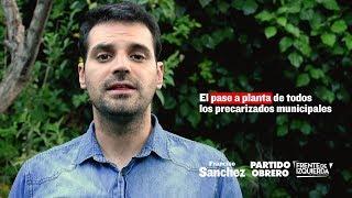 En Cutral Co Francisco Sanchez // Vamos con la izquierda al concejo #EleccionesNeuquén