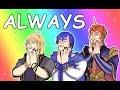 【Kaito, Tonio, Yohioloid】Always【VOCALOIDカバー曲】+ VSQx
