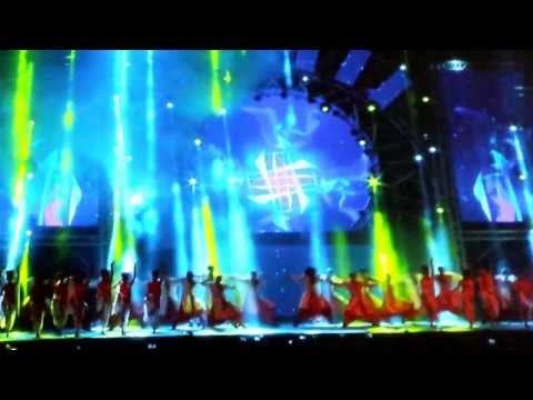 Madhuri Dixit performs Choli Ke Peeche at Access All Areas LIVE...