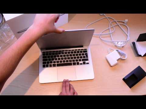 """Apple MacBook Pro 2015 (13"""" Retina) - Unboxing & Overview"""
