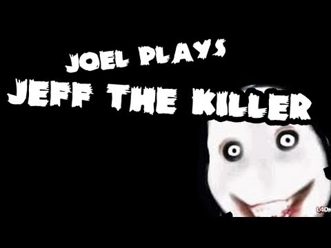 JOEL PLAYS Jeff The Killer Horror Game [REACTION CAM]