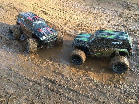 Latrax rally tuning