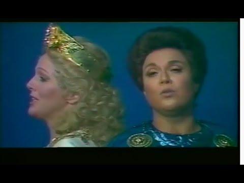 ROSSINI: TANCREDI 1981 (HORNE RICCIARELLI GONZÁLEZ ZACCARIA)