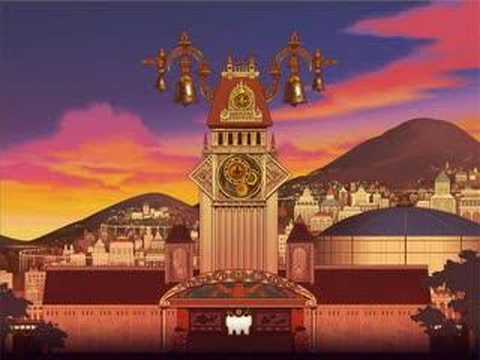 Kingdom Hearts II Music - Twilight Town