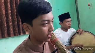 """Latihan Persiapan The Voice kids indonesia """"Gus Azmi Askandar"""" Syubbanul muslimin"""