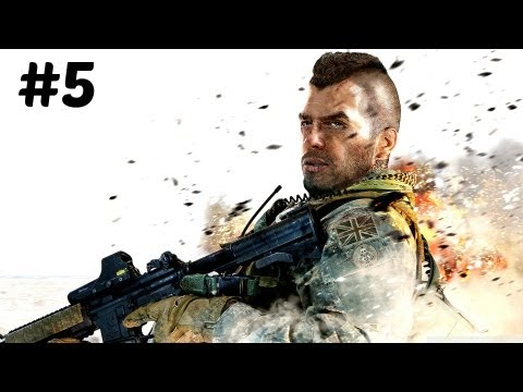 Call Of Duty Modern Warfare Gameplay Walkthrough Part 5 Africa  Mission 5