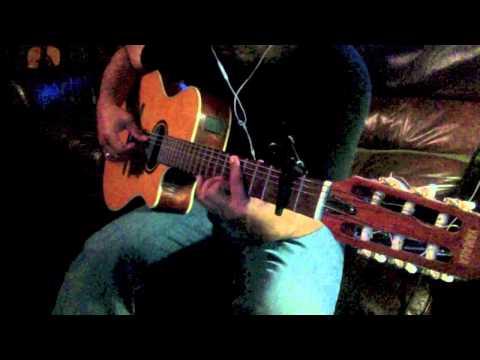 Mera kuch samaan tumhare paas - guitar solo