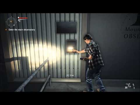Alan Wake's American Nightmare - Mr. Scratch Be Crazy - Part 3 Nightmare Difficulty