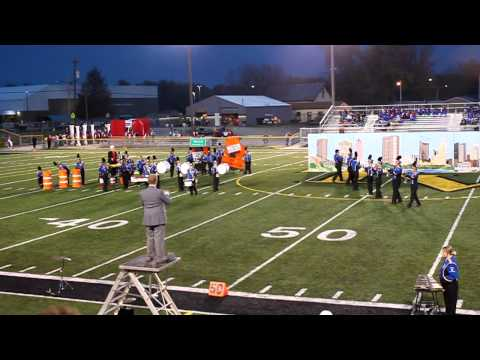 Tri-Valley Band Classic - Philo High School