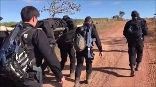 POLÍCIA FEDERAL: Dia de Treinamento   [MOTIVACIONAL]