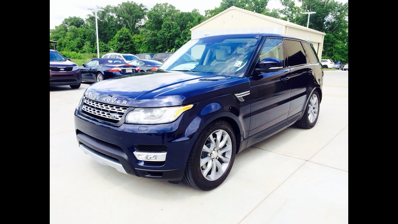 2004 range rover owners manual