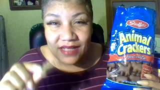 ASMR sounds eating potato chips Cheetos Cheez-Its animal cookies tapping and paper sounds Mukbang 💋
