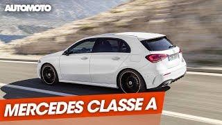 Mercedes Classe A : la meilleure des compactes premium ?