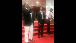 New Creation live at Hebron SDA church in Miami (Emanuel)