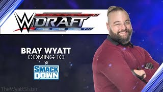 WWE DRAFT 2019 - Results / Night #1 - SmackDown Picks