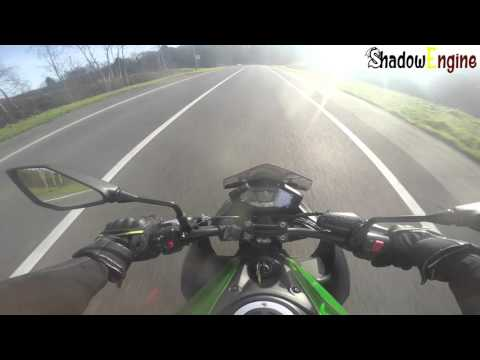 Z800e 35Kw   Top Speed & Acceleration   4K
