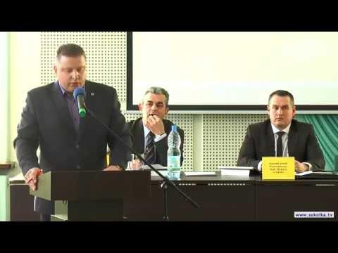 X Nadzwyczajna Sesja Rady Miejskiej W Sokółce