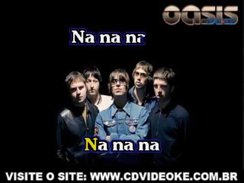 Oasis   All Round The World