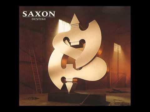Saxon - Red Alert