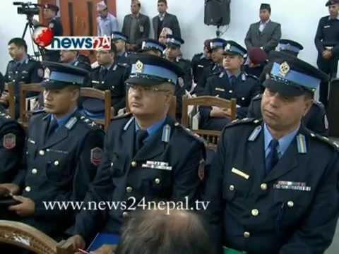 प्रधानमन्त्री र गृहमन्त्रीले नै भने 'नेपाल पुलिस निकै भ्रष्ट भयो' - POWER NEWS