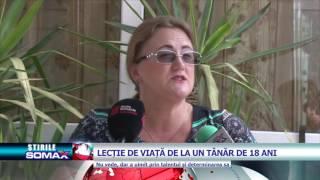 LECTIE DE VIATA DE LA UN TANAR DE 18 ANI