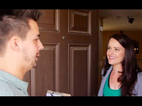 Comedian 'Interviews' Christian Mingle Applicants